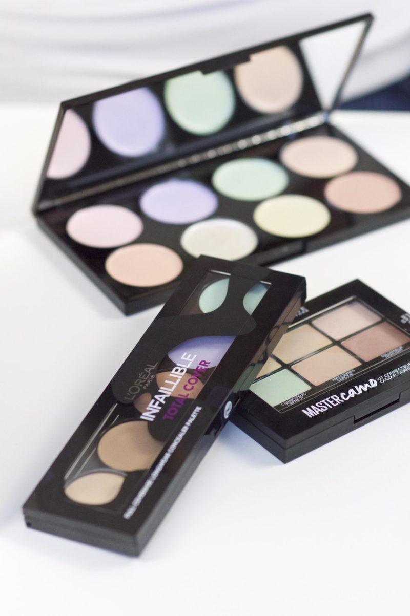 New In: Colour Correcting Palettes