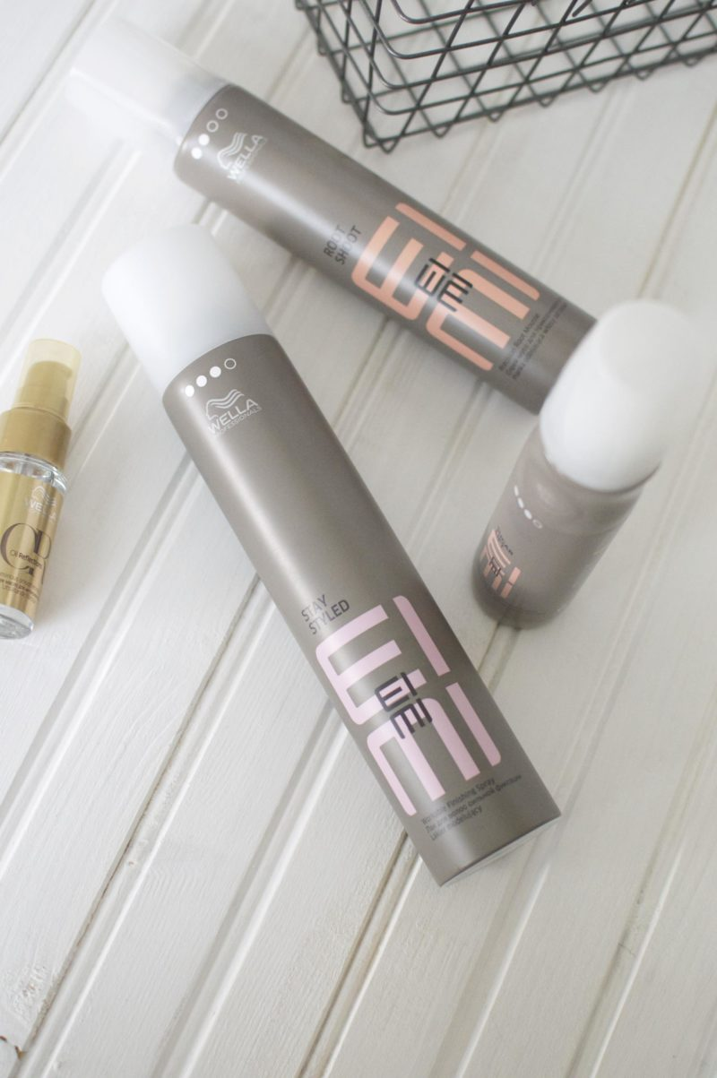 Wella Professionals EIMI Stay Styled Finishing Hairspray