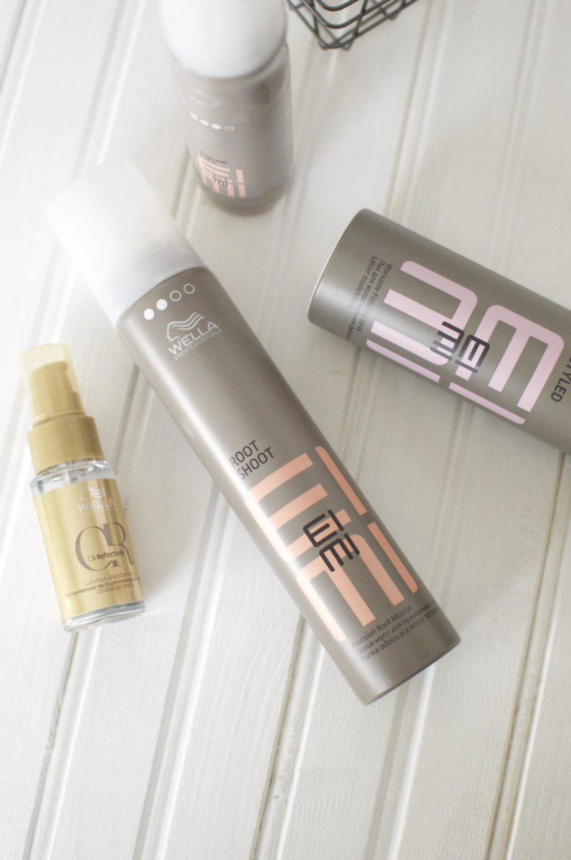 Wella Professionals EIMI Root Shoot Mousse