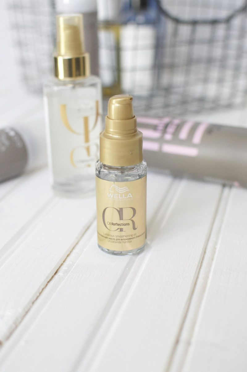 Wella Professionals Oil Reflections Luminous Smoothening Oil Review