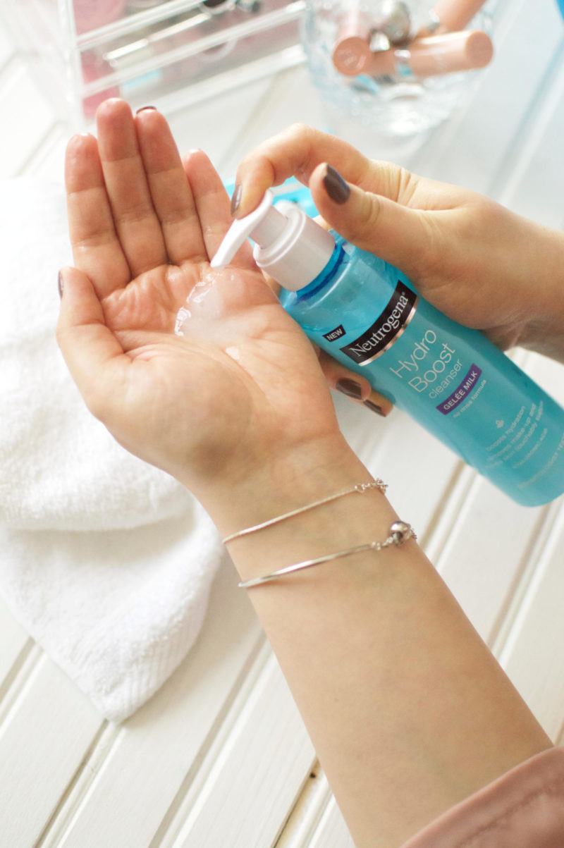 Neutrogena Hydro Boost Gelée Milk Cleanser Review