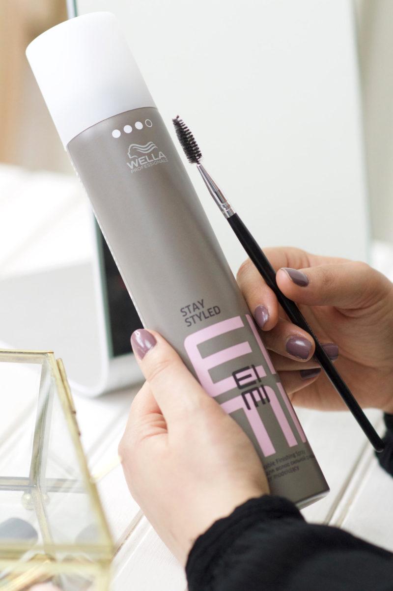 3 Beauty Hacks I Actually Use Hairspray on Spoolie