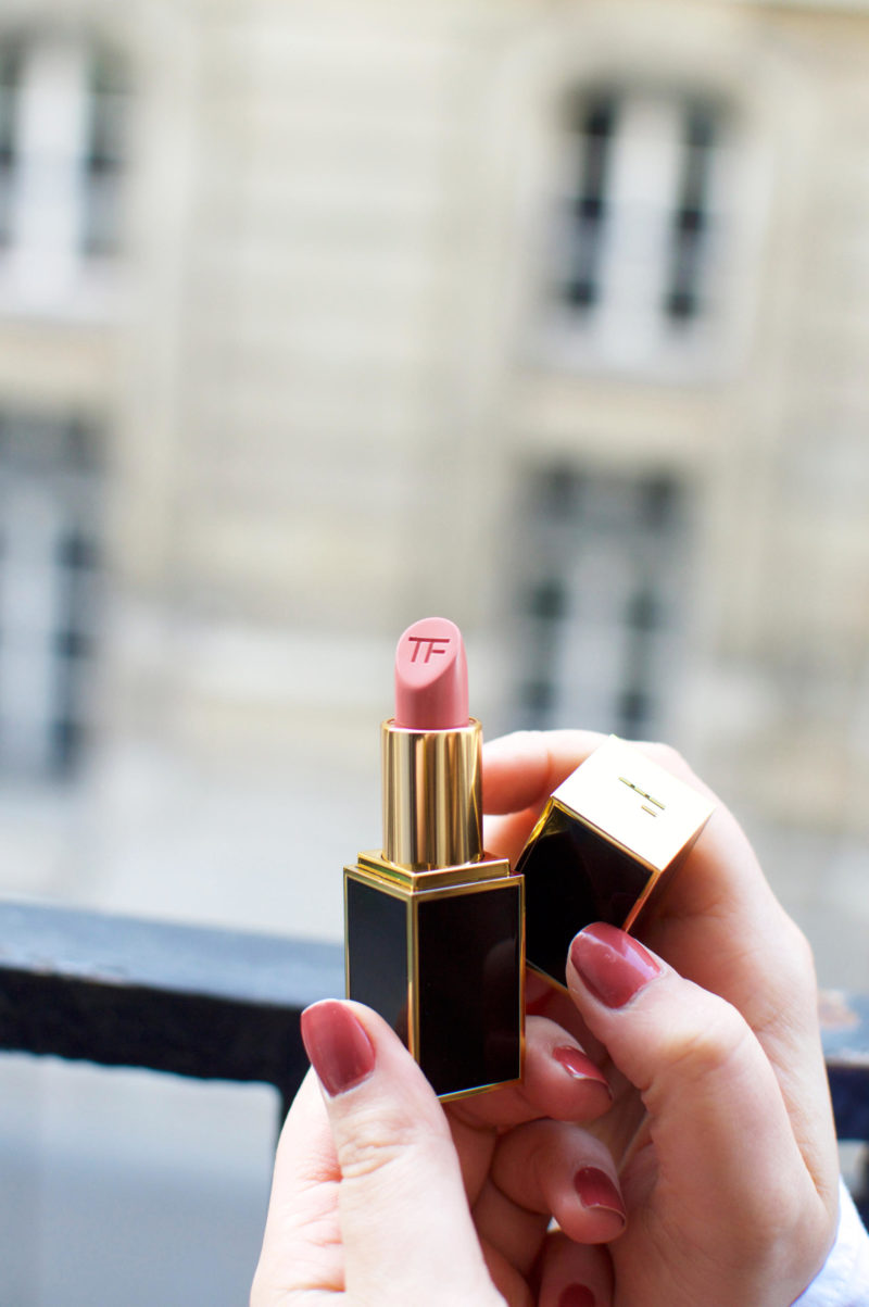 Tom Ford Lipstick in Spanish Pink Review