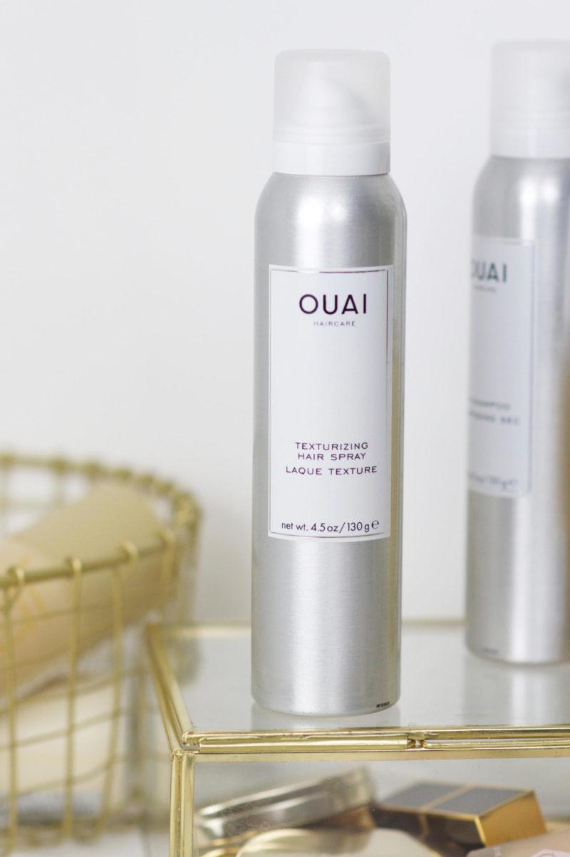 Ouai Texturizing Hair Spray Review