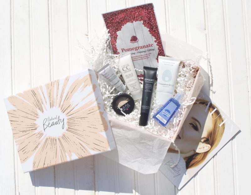 The #LFBeautyBox Unboxing: April's Natural Beauty Box