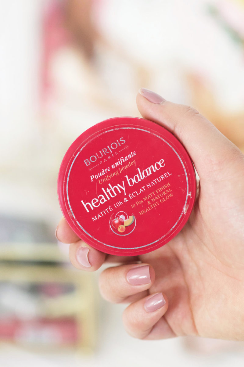 Bourjois Healthy Balance Unifying Powder Review