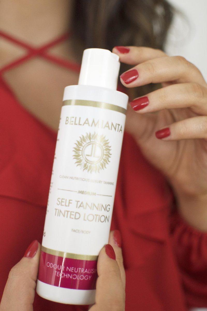 Bellamianta Self Tanning Tinted Lotion Review