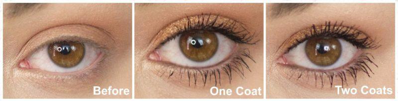 The Maybelline Colossal Big Shot Mascara One Coat