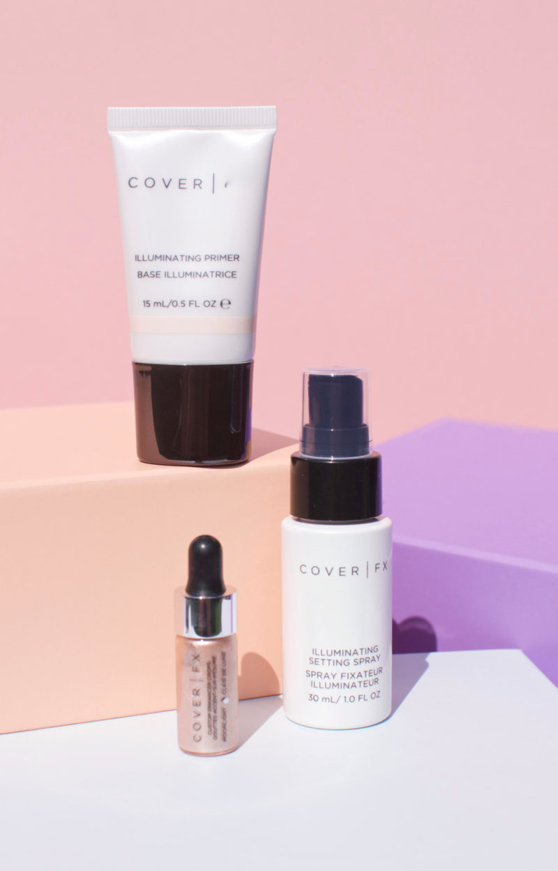 Cover FX Illuminating Prime & Set Review