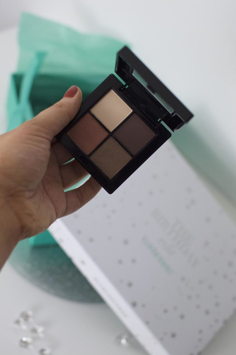 #LFBeautyBox The Birthday Edit Hikari eyeshadow quad