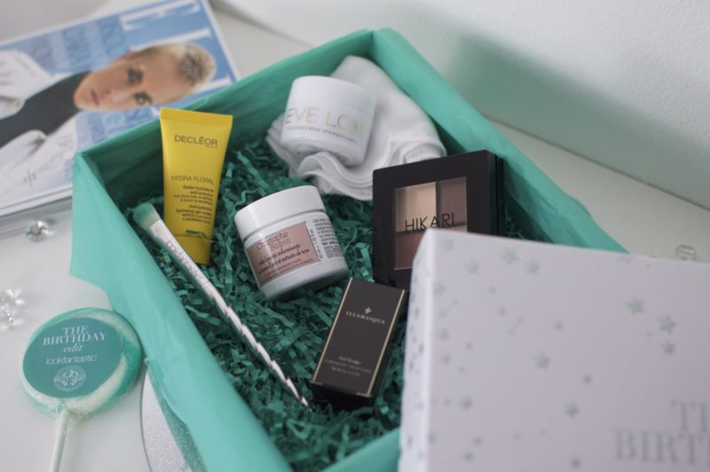 #LFBeautyBox The Birthday Edit Unboxing