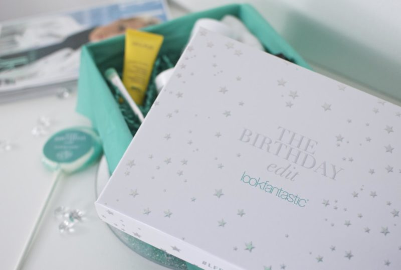 #LFBeautyBox The Birthday Edit