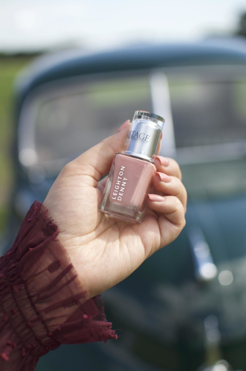 Leighton Denny Heritage Collection Rural Sunset Swatch