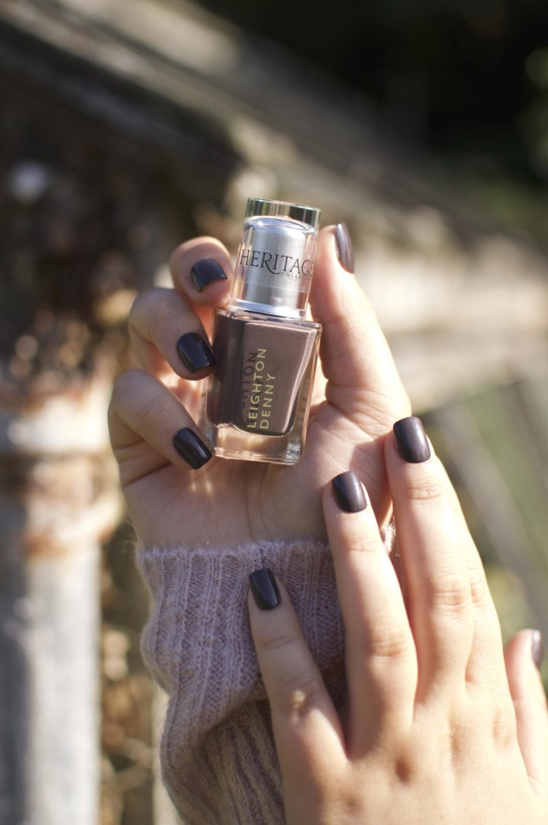 Leighton Denny Heritage Collection Take Your Wellies Swatch