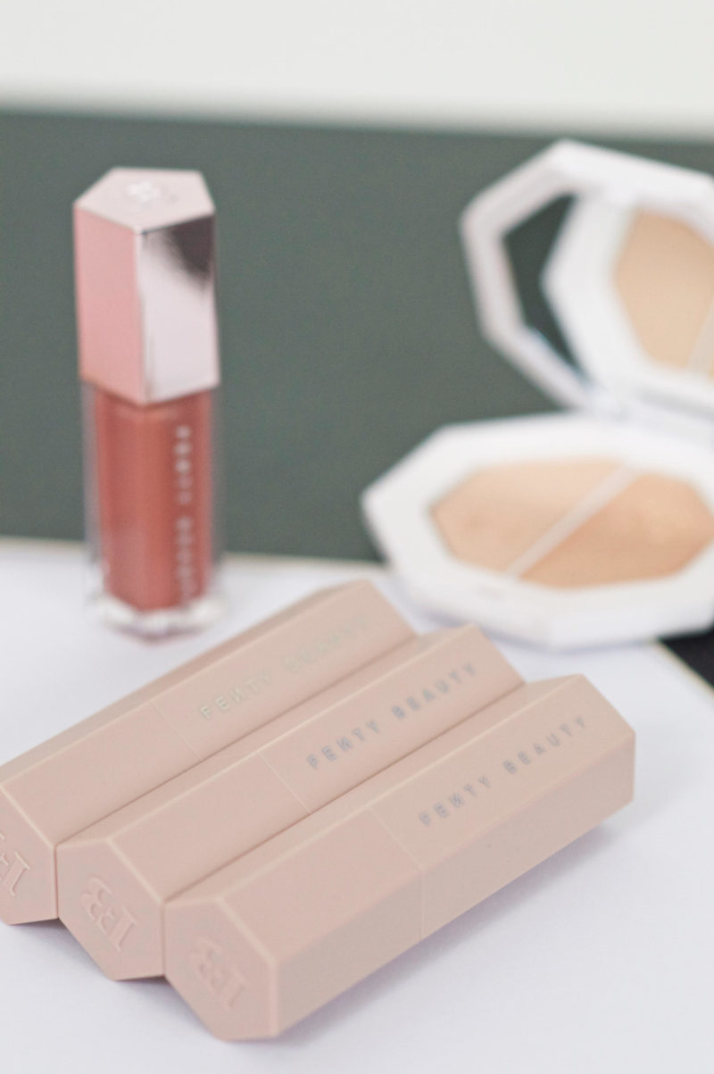Fenty Beauty Review and Swatches