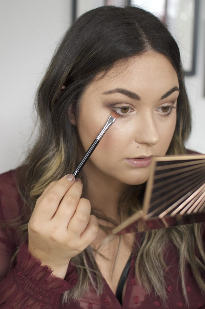 The Charlotte Tilbury Instant Eye Palette Smokey Eye