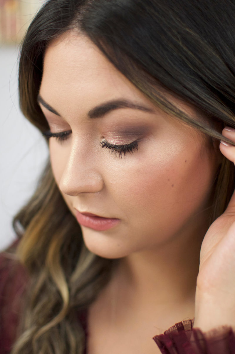 The Charlotte Tilbury Instant Eye Palette Eye Look