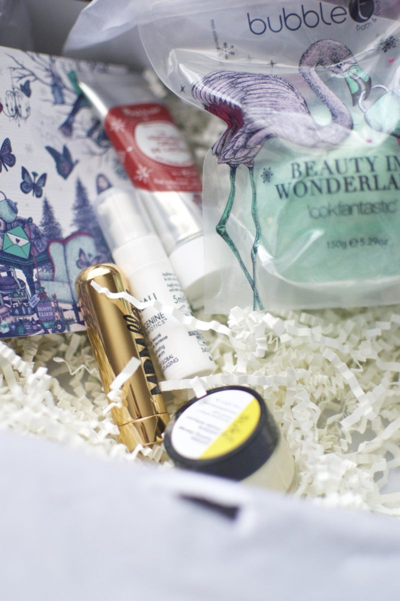 #LFBeautyBox Beauty In Wonderland Review