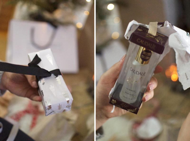Caudalie Beauty Elixir Bauble Christmas Gift Guide