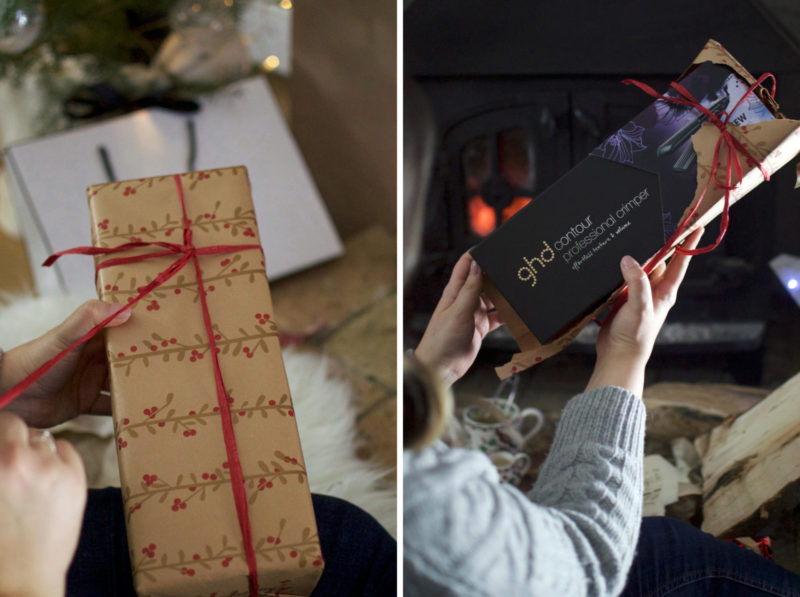 ghd Contour Professional Crimper Christmas Gift Guide
