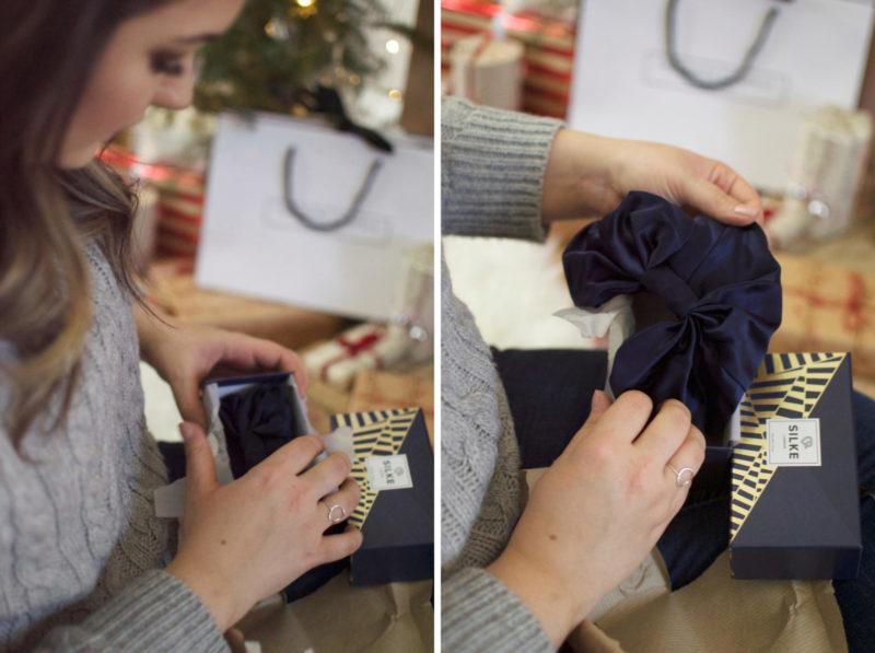 The SILKE Hair Wrap The Kate Christmas Gift Guide