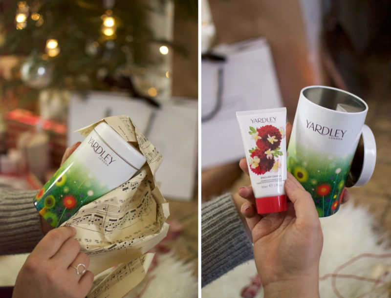Yardley Hand Cream duo Tin Set Christmas Gift Guide