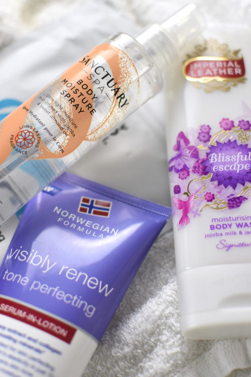 Current Bodycare Loves